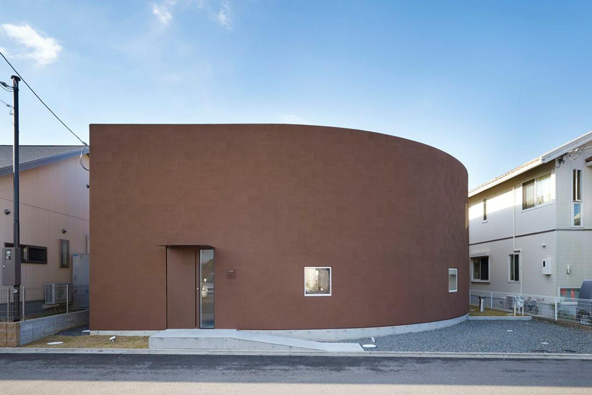Частный дом «Долина света» от студии Bunzo Ogawa