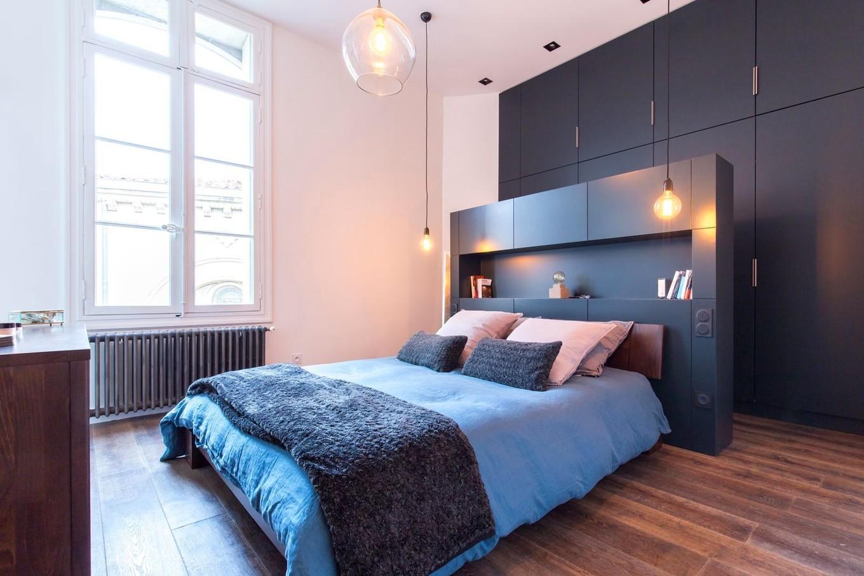 На юге Франции уютная современная квартира